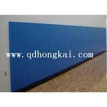 Защитная накладка для стен в спортзале