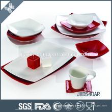 Роскошная современная керамическая посуда