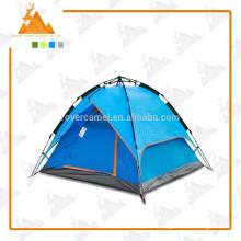 Открытый спорт 3-4 человек палатки двойной слой автоматическое палаток Пешие прогулки палатка