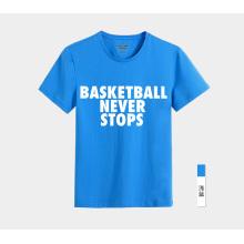100% Cotton Printing New Model Men′s T-Shirt