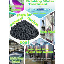 Coal based granular Activated Carbon for water purification