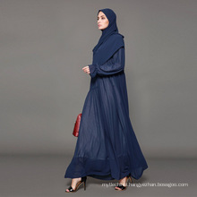Owner Designer brand oem label manufacturer pakistani clothes kimono sleeves front new model abaya in dubai