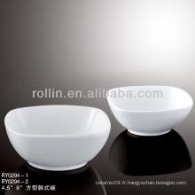 Vaisselle d'hôtel et restaurant au style coréen, bol en céramique