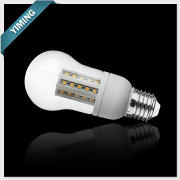 P55 6W 45PCS 2835SMD PC LED Bulb Light 500LM