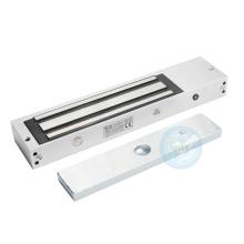 cerradura de la puerta cerradura magnetica Access Control Door 280kgs magnetic lock