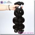 Cutícula alineada cabello humano real cabello indio