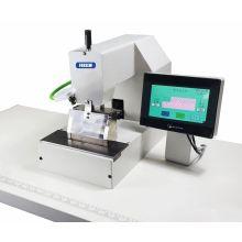Máquina para hacer encaje de flecos