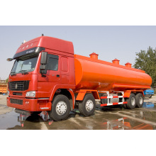30m3 Sinotruk HOWO 8X4 336 / 371HP tanque de combustível (JYJ5312GJY)