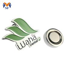 Personalised custom enamel lapel pins badge no minimum