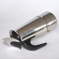 Aço inoxidável de alta qualidade 2Cup cafeteira / Moka Pot / Mini Cafeteira