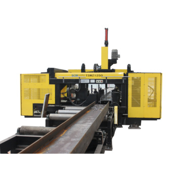 3d+Beam+Drilling+Machine+Sawing+Machine