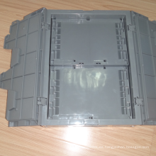 Cajas de almacenamiento de plástico de alta calidad Contenedor de nido para el almacenamiento