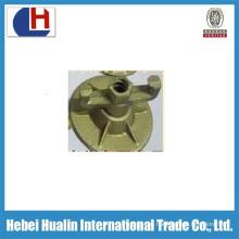 Construcción de piezas de plantilla Hexagonal Nut