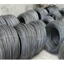 Alambre de acero galvanizado / alambre de acero para la fabricación del clavo