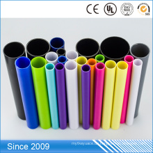 Hohe menge PVC druckrohr wasserversorgung pvc rohr 1/2 zoll, 1 zoll, 2 zoll durchmesser