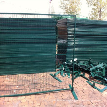 Hot Galvanized 2.4m Anti Climb High Security Wire Wall Fence