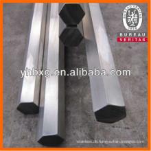 Erstklassige Qualität hex Stab aus rostfreiem Stahl