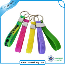 Factory Supplier Soft PVC Silicone Wristband