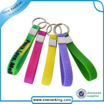 Fabrik Lieferant Weich-PVC-Silikon-Armband
