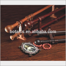 28mm the beautiful finial of the curtain rod