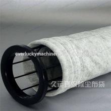 Saco de filtro de fibra de vidro com membrana de ptfe
