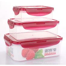Hidh Qualité Chine Vente Chaude Cheep En Plastique Boîte De Nourriture En Gros