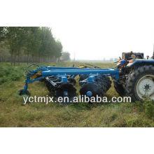 Farm equipment disc harrow,pull type hydraulic disc harrow,1BZ-3.4