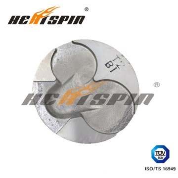 Pistón del motor Hyundai 23410-42202 Pieza de repuesto del camión D4bb