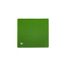 Non-Slip Resistente ao calor quadrado Silicone Pot Titular / Silvet Trivet / Pad Tabela