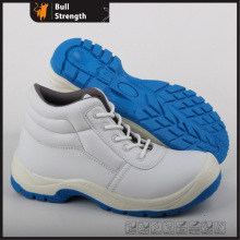 Food Industry Safety Shoes with White/Blue PU Outsole (sn5306)