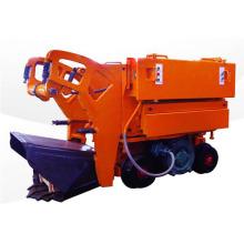 cargador de carbón de la explotación minera subterránea / máquina de desmontar del túnel / cargador de la roca que arruina