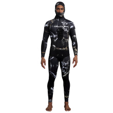 Seaskin Full Protection Mens Setelan Spearfishing 3mm