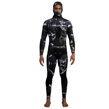 Traje de pesca submarina Seaskin Full Protection para hombre de 3 mm