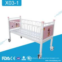 X03-1 Hospital Folding Children Bed