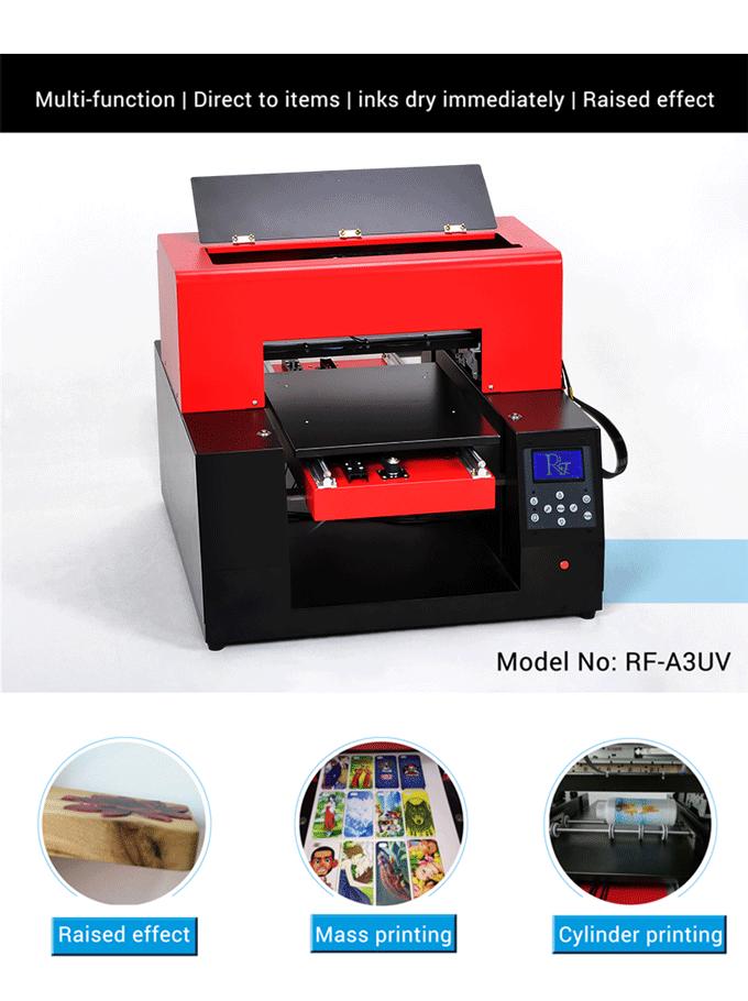Digital Flatbed Led Uv Printer