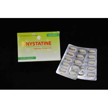 Clotrimazole Vaginal Tablets USP 100MG
