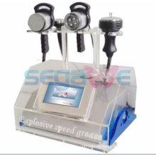 2015 máquina de RF multipolar de la cavitación de vacío caliente vendedora