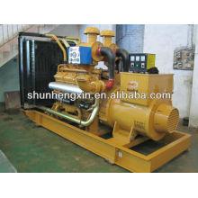 """100kw / 125kva Shangchai (marca de fábrica de """"Dongfeng"""") sistema de generador diesel (6135AD-3)"""
