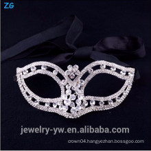 Wholesale crystal party face mask, his and hers masquerade mask