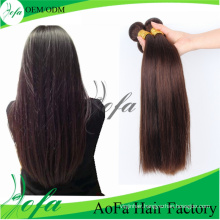 100% Unprocessed Indian Virgin Straight Hair Human Remy Hair