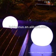 Balle de plage à LED