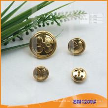 Модная персонализированная металлическая форменная кнопка BM1209
