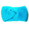 Рука вязать повязка Turban ухо теплые головные уборы Твист волос Band