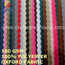 Polyester Oxford Memory Coating Fabric for Garment Industry (GLLML450)