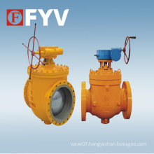 API 6D Forged/Cast Steel Top Entry Ball Valve
