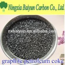 Aditivo del carbón del coque del petróleo del grafito del grafito del sulfuro 0.05%