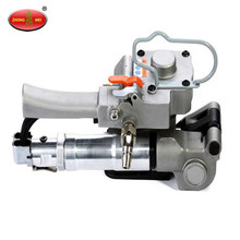 Pneumatic Clothes Poly Strapping Packing Machine