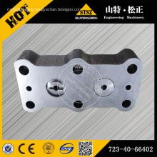 Valve assembly 723-40-82501 for Komatsu PC200-8 Backhoe