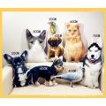 Home custom dog cat pet shape pillowpet