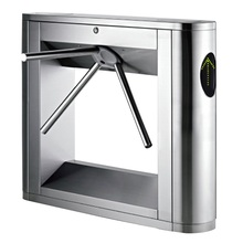 Biometric Stainless Steel Seaport Tripod Turnstile